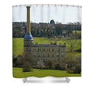 Chipping Norton Bliss Mill Shower Curtain
