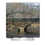 Choate Bridge Ipswich Ma Shower Curtain