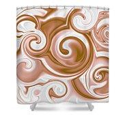 Chocolate Milk Take 2 Shower Curtain