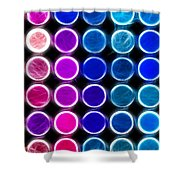 Choose A Color Shower Curtain