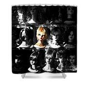 Chosen - Limited Edition Shower Curtain