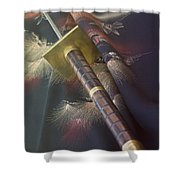 Chosen Sacrifice Cover Shower Curtain