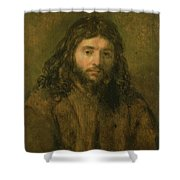 Christ, C.1656 Shower Curtain