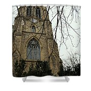 Christ Church Cathedral  Shower Curtain