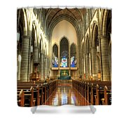 Christ Church Cathedral Victoria British Columbia Shower Curtain