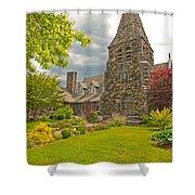 Christ Church Episcopal - Waltham Shower Curtain