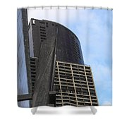 Christchurch Architecture Shower Curtain