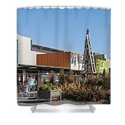Christchurch Restart Shower Curtain