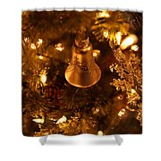 Christmas Bell Shower Curtain