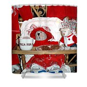 Christmas Delights Shower Curtain
