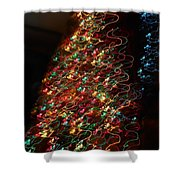 Christmas Tree 2014 Shower Curtain