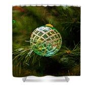Christmas Wish Shower Curtain