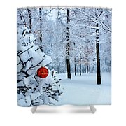 Christmasland Shower Curtain