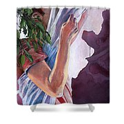 Chrysalis Shower Curtain