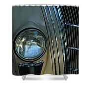 Chrysler Airflow Shower Curtain