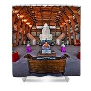 Chuang Yen Buddhist Monastery Shower Curtain