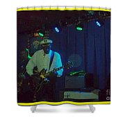 Chuck Berry And Charles Berry Jr. 2 Shower Curtain