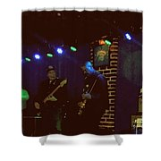 Chuck Berry's 199th Show Shower Curtain