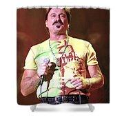 Chuck Negron Shower Curtain