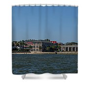 Chucktown Shower Curtain