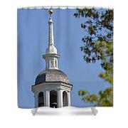 Church Architecture Shower Curtain