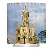 Church, Brazil Shower Curtain
