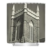 Church In Tacoma Washington Shower Curtain
