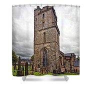 Church Of Holy Rude Shower Curtain