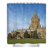 Church Of Saint Bartholomew Shower Curtain