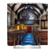 Church Of St Mary Shower Curtain