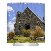 Church Of The Good Shepherd Shower Curtain