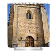 Church Of The Holy Spirit In Spain Shower Curtain