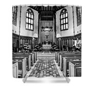 Church Of The Nativity Shower Curtain