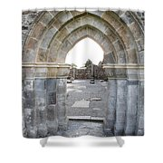 Church Portal Shower Curtain