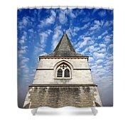 Church Spire Shower Curtain