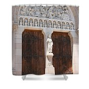 Churchdoor - Saint Peter - Macon Shower Curtain