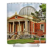 Cincinnati Observatory 0053 Shower Curtain