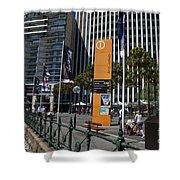 Circular Quay Sydney Shower Curtain