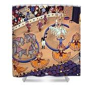 Circus Ladies Shower Curtain