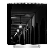 City Arches Shower Curtain