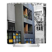 City Art Shower Curtain