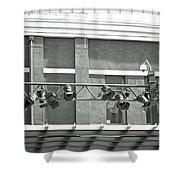 City Camera's Shower Curtain