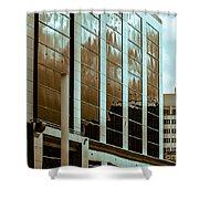 City Center-15 Shower Curtain