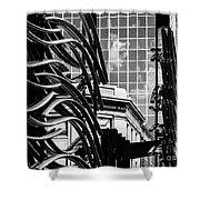 City Center-34 Shower Curtain