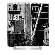 City Center-60 Shower Curtain