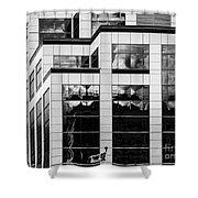 City Center-83 Shower Curtain