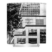 City Center-93 Shower Curtain
