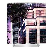 City Center-95 Shower Curtain