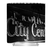City Center Shower Curtain