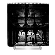 City Life Nyc Shower Curtain